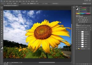 Power of photoshop cs6 retouching
