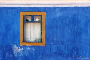 Good street photography window