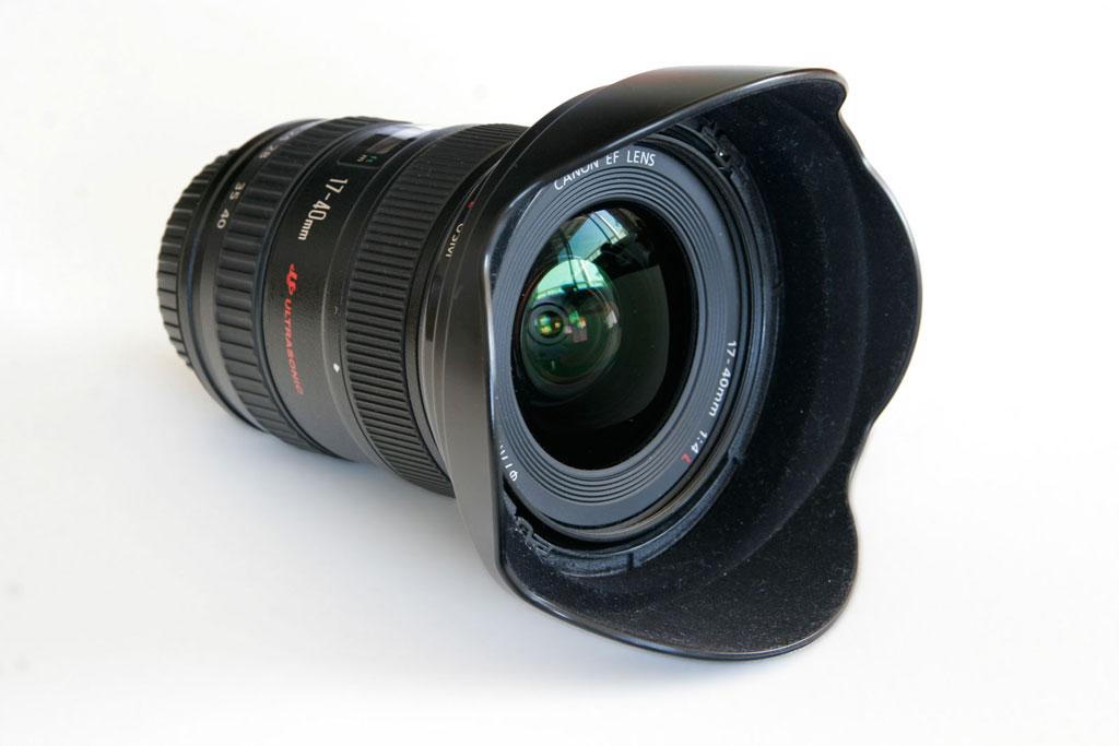 cannon lens