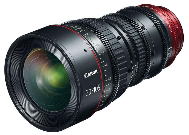 cannon tele lens
