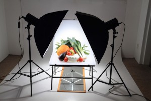 lighting requirements for product photography