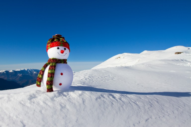 Tips for Photographing in the Snow
