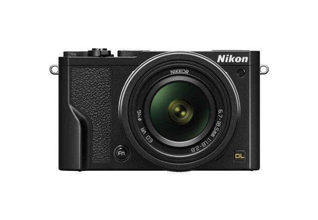 Nikon DL 18-50 f/1.8 – 2.8