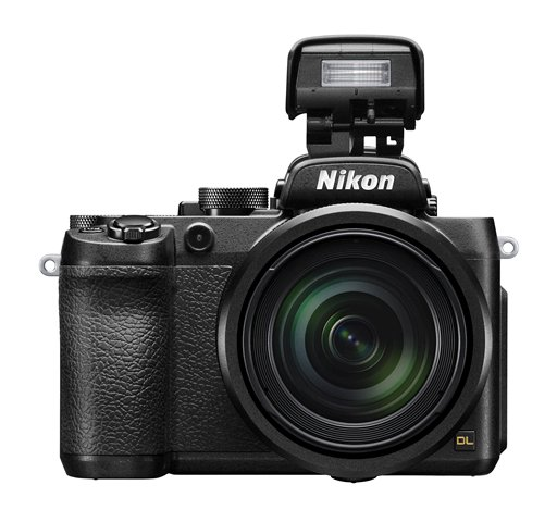 Nikon DL Cameras – Shipping Expected in October