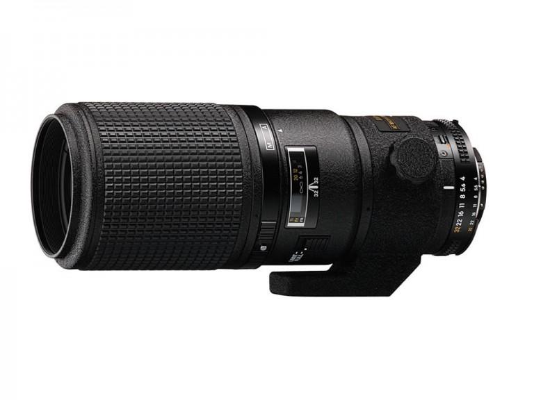 Nikon AF Micro-Nikkor 200mm f/4D ED-IF Lens Discontinued