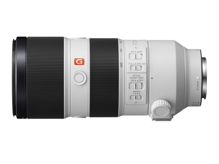 Sony Announces Ship Time of the FE 70-200mm f/2.8 GM OSS G Master Lens