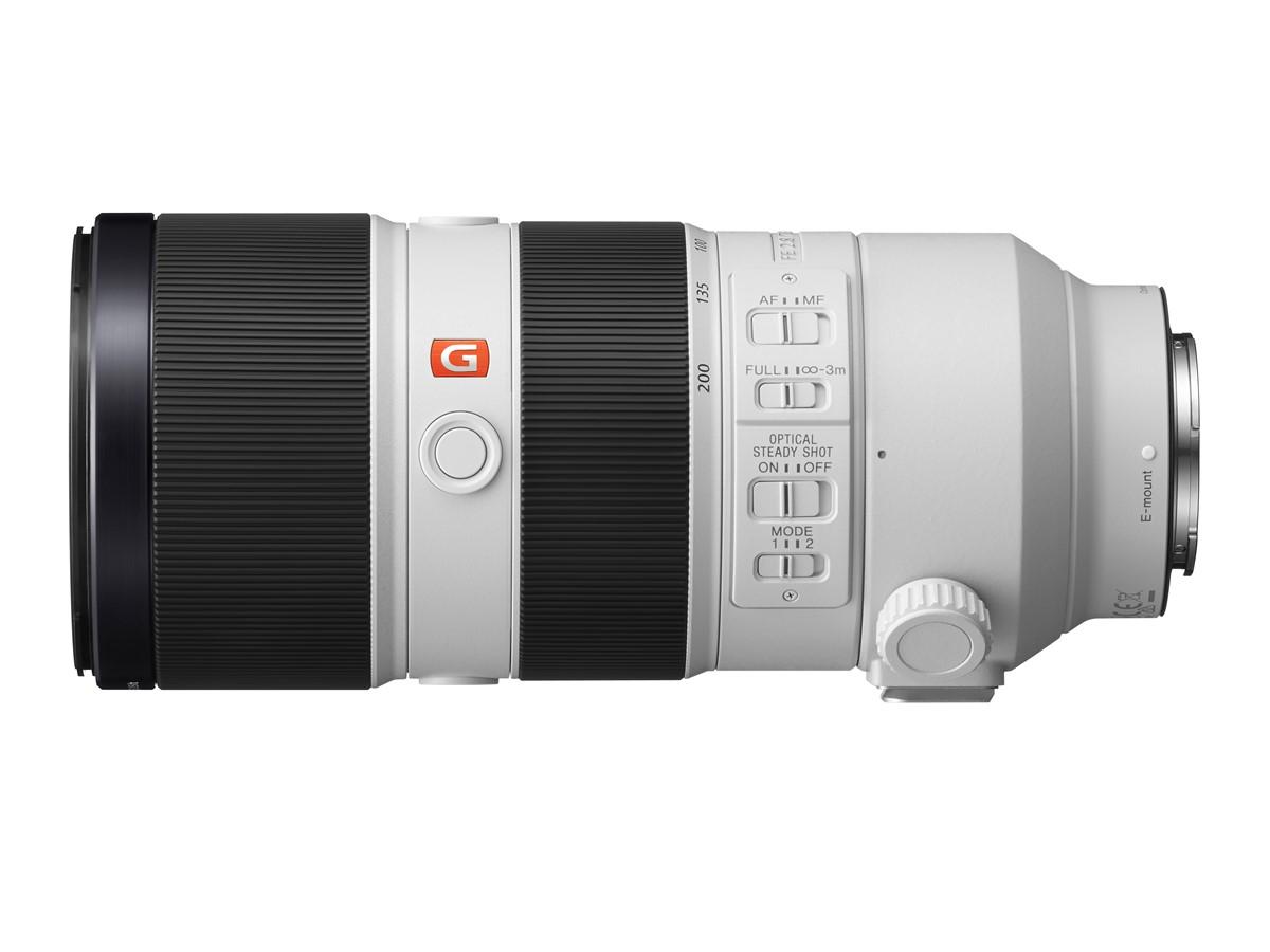 FE 70-200mm f/2.8 GM OSS G Master lens