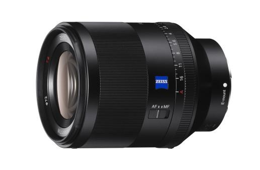 Sony Announces the Full-Frame FE 50mm F1.4 ZA Prime Lens