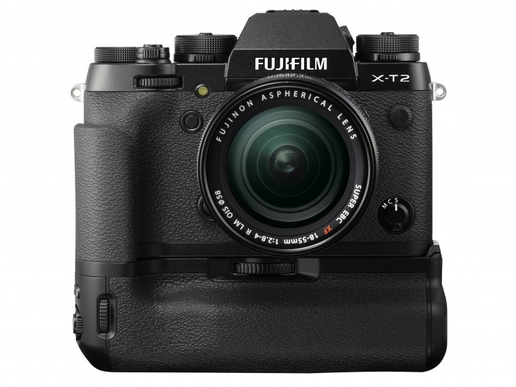 The New Fuji X-T2 Mirrorless Camera Announced