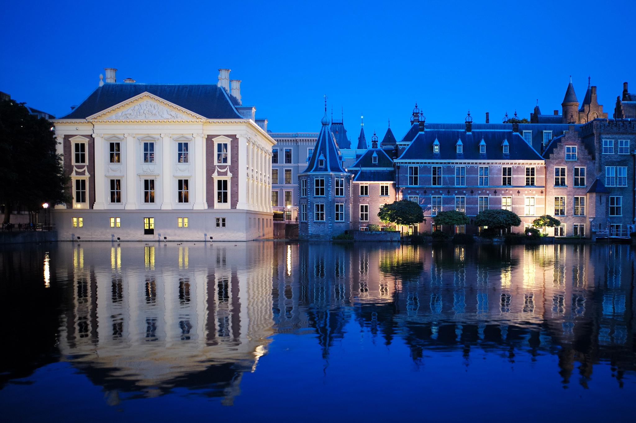 Hague-Blue-Hour