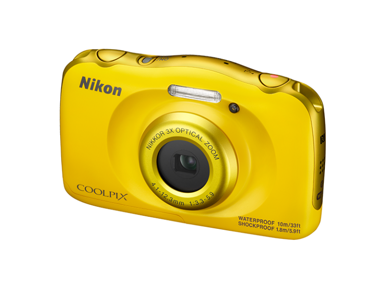 Nikon Coolpix W100 Announced