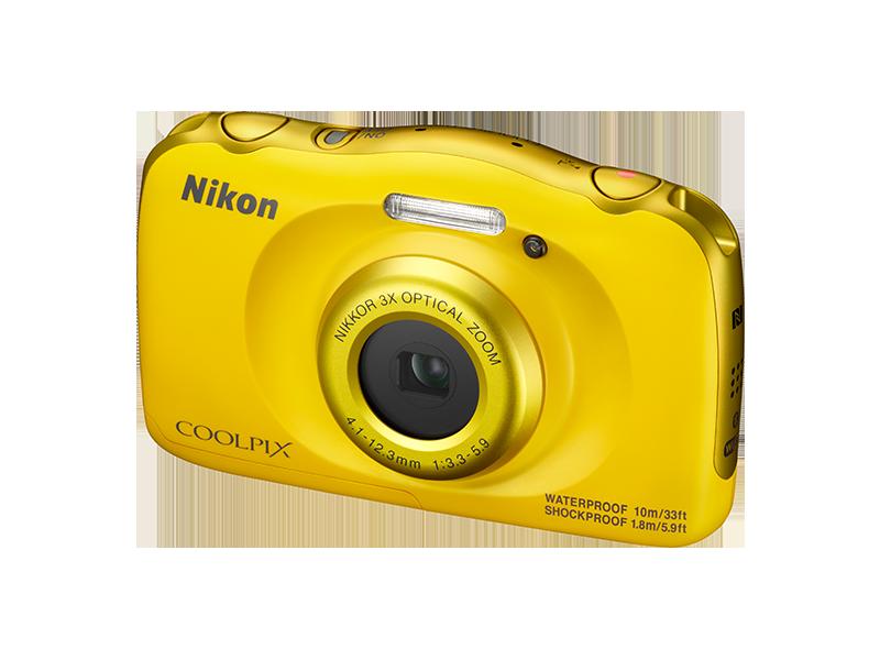 Nikon Coolpix W100 Announced