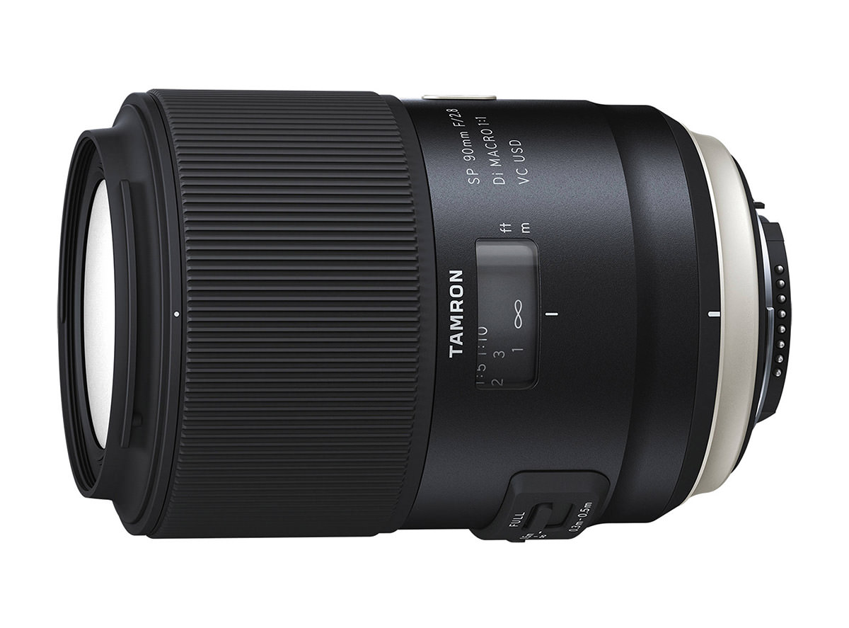 Tamron SP 90mm f/2.8 Di Macro Lens for Sony A-mount Announced