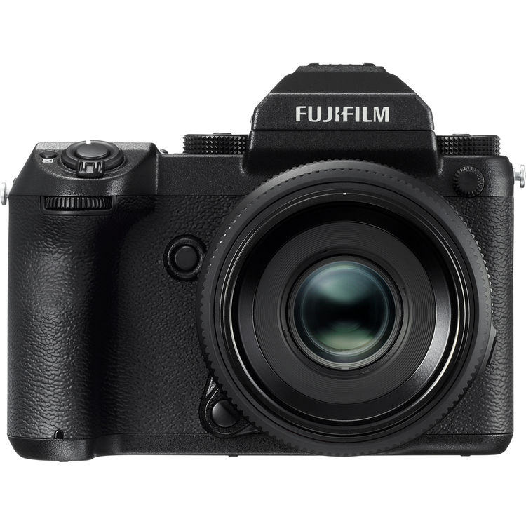 Introducing the Fuji GFX 50S Digital Medium Format Camera