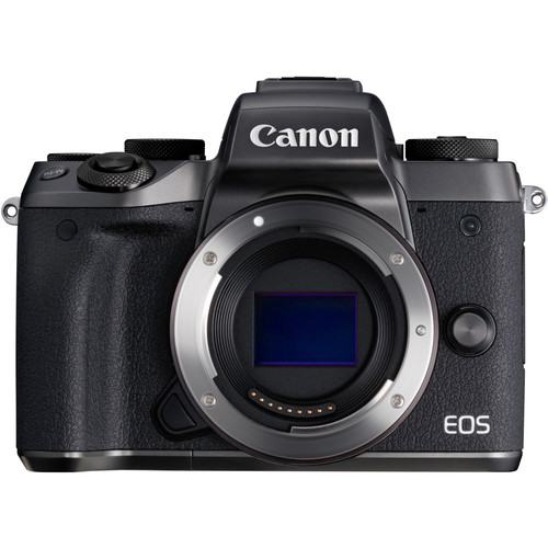 Canon Introduces the EOS M5