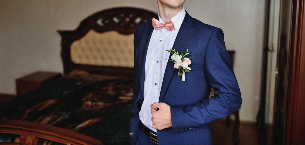 how to pose the groom