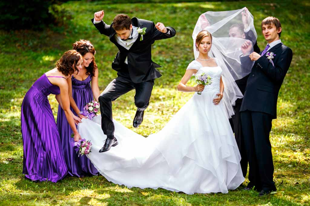 creative wedding photography ideas