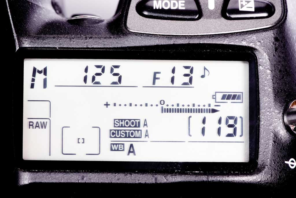 what are metering modes on a DSLR